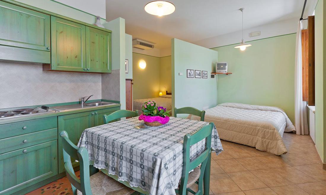 Appartamento Fiore Di Girasole Dalla Bertilla 2
