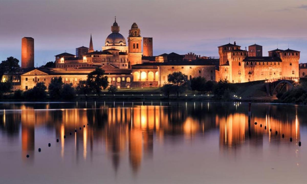 Mantova Vicino Agriturismo Dalla Bertilla